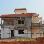 Residential house in Warangal 330 gajallu under construction urgent selling