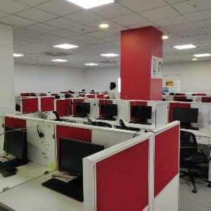 Commercial Office space in 10 seater office for rent at Begumpet Airport