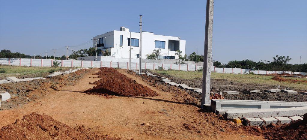 suvarnabhoomi open plots in kothur