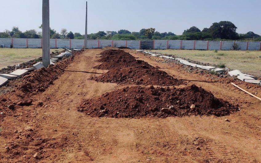 #suvarnabhoomi #New_venture #Maheswaram New Hmda Mega Gated Community layout starts near Mansanpalle