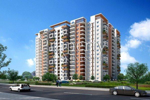 Flats and apartments in sahiti contructions